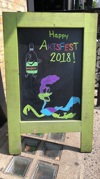 HAPPY ARTS FEST!!