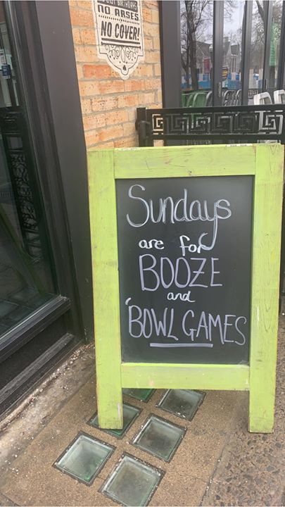 Come on in and enjoy the Super Bowl with us!!