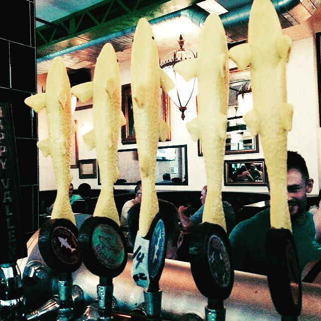 Dogfish Head Tap Takeover tonight @localwhiskeybar!! 11 of Dogfish's finest brews on till close