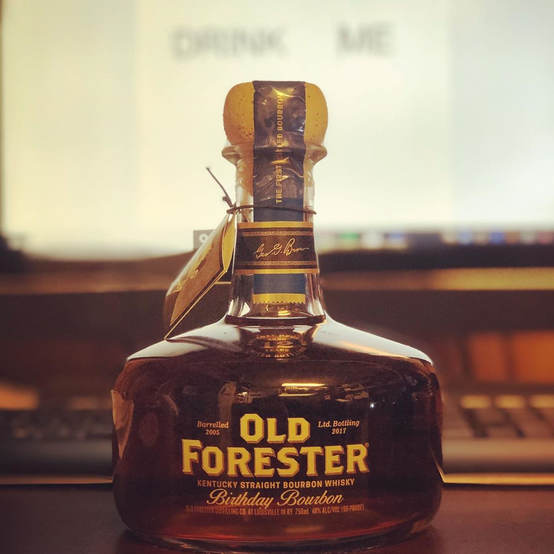 Subliminal message? Never heard of it! Something that we have heard of..? Wednesday, March 4th, at 6pm, we will be hosting an @oldforester 150th Birthday Bash! Featuring the Whiskey Row series, Chef's pairings, Old Forester T-shirt, and a branded glencari